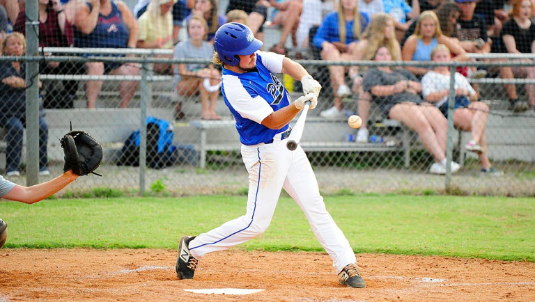 Wolverine bats back Hill's 12-strikeout effort in shutout of Mitchell