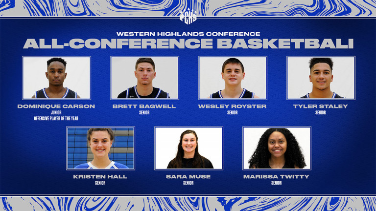 All-WHC basketball: Carson named top offensive player, six others honored
