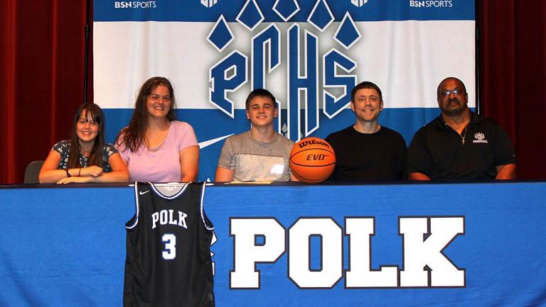 Polk's Royster to join Central Carolina CC basketball program