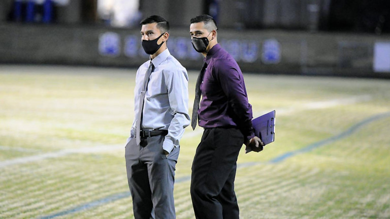 Polk's Najera named state's top 1A assistant boys soccer coach