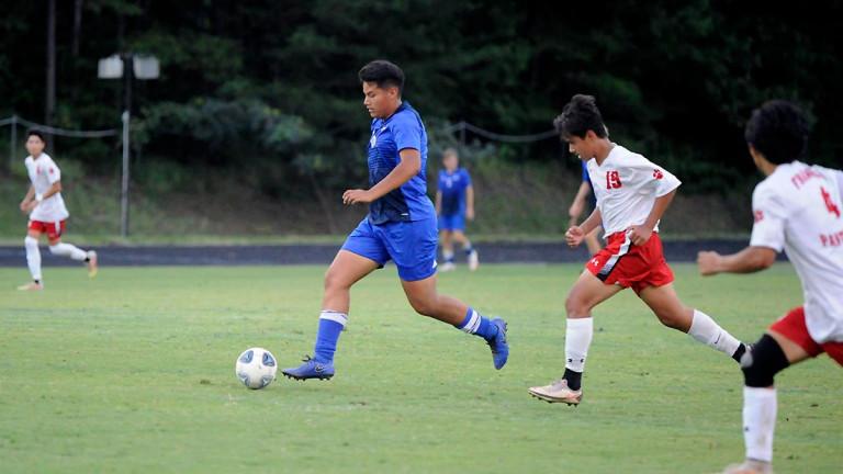 Second-half goals lift Patton past Polk County