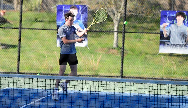 Kehrer captures WHC singles championship