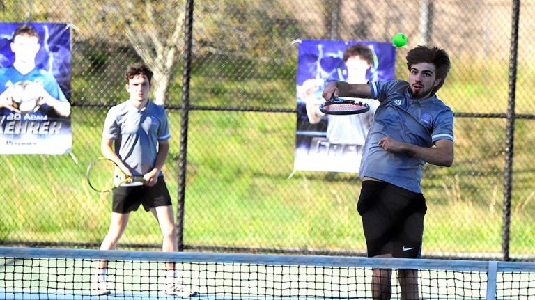 Undisputed: Polk County claims WHC boys tennis championship