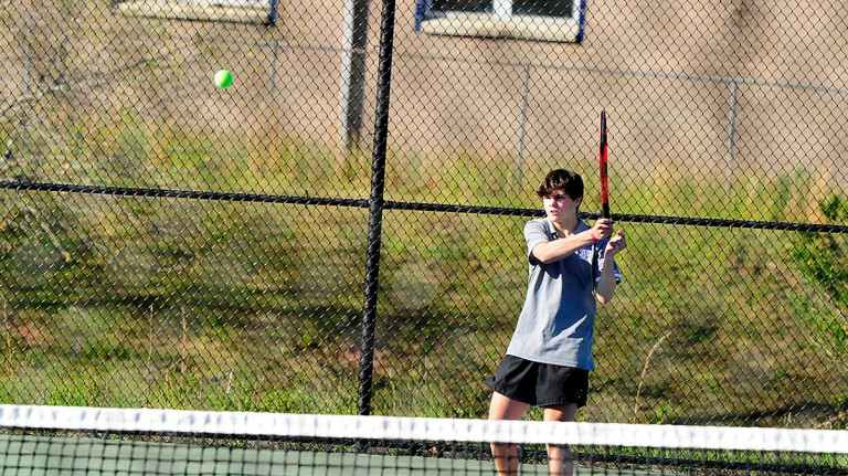 Wolverines drop tennis finale at R-S Central