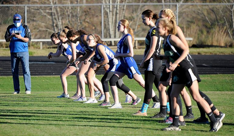 Polk County runners named to All-Area teams