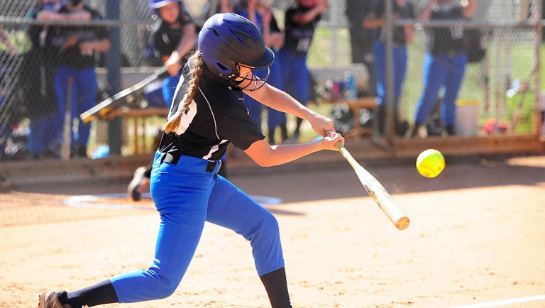 Bearcat softballers build early lead to top Wolverines