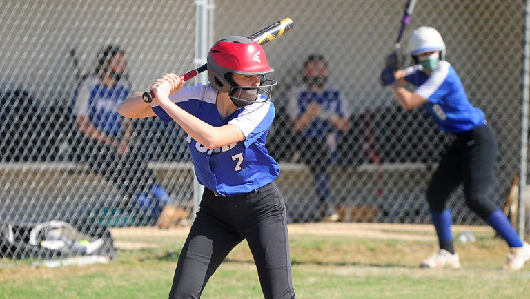 Wolverine bats thrive in breezy win over Avery