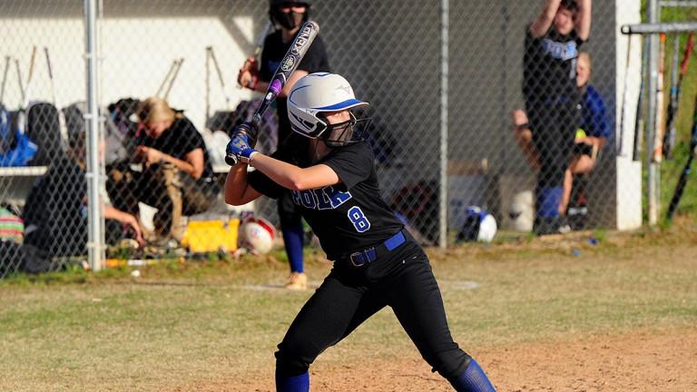 Polk falls to Mountain Heritage in softball season finale