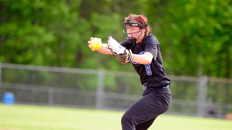 Uwharrie Charter bounces Polk County from 1A softball playoffs