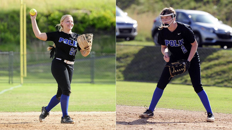 Jergenson, Prince named to state softball coaches' 1A All-State squad