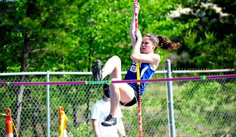 Wolverines add two regional qualifiers, top Chase in dual track meet