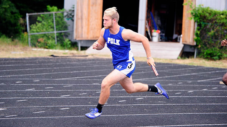 McSwain, Waddell earn regional titles to lead Polk qualifiers for state 1A meet