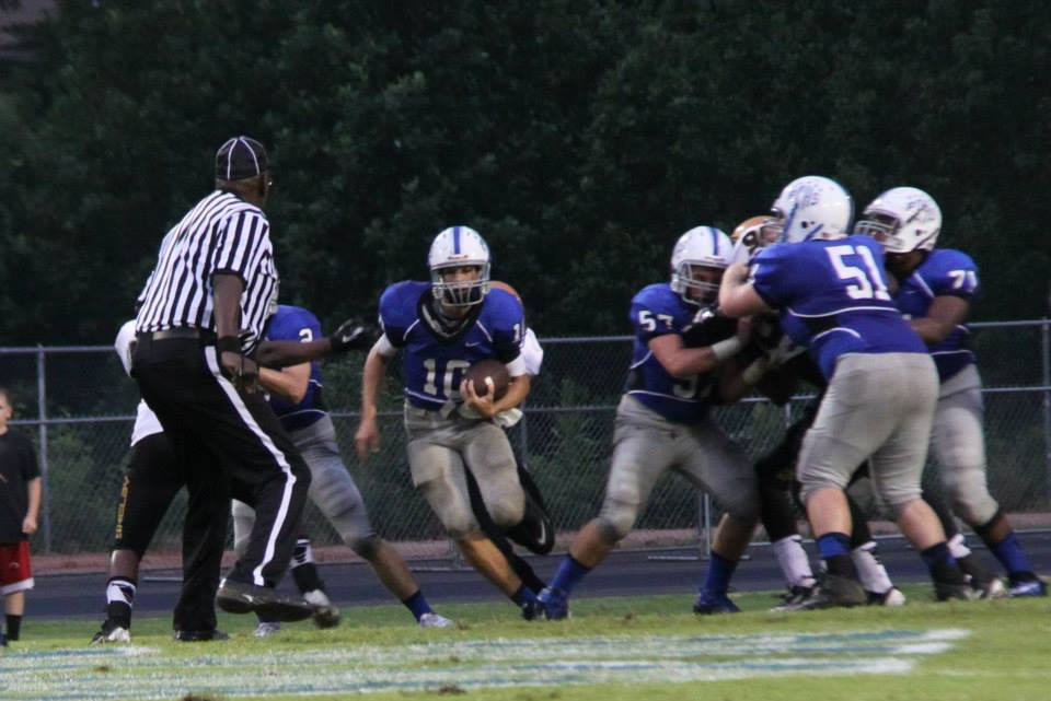 Hungry Wolverines set to face rival Landrum