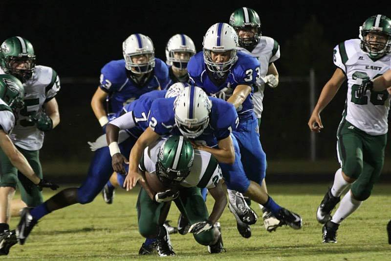 Week 6: Polk County football defensive statistics