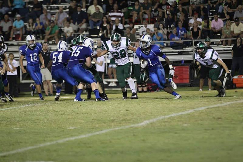 Week 6: Polk County football offensive statistics