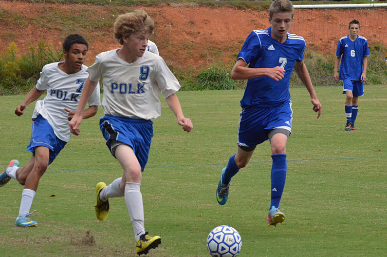 Wolfe to sign with Brevard College soccer program
