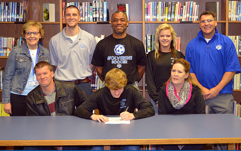 Wolfe becomes latest Wolverine bound for Brevard soccer program