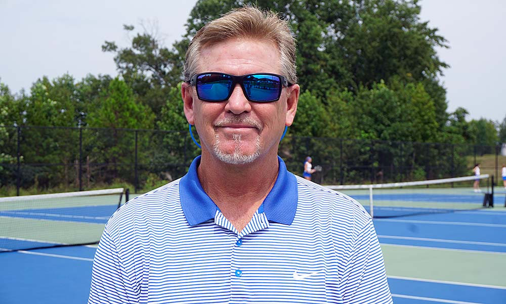 Polk's Davis named WHC tennis coach of the year; Jenne honored as top player