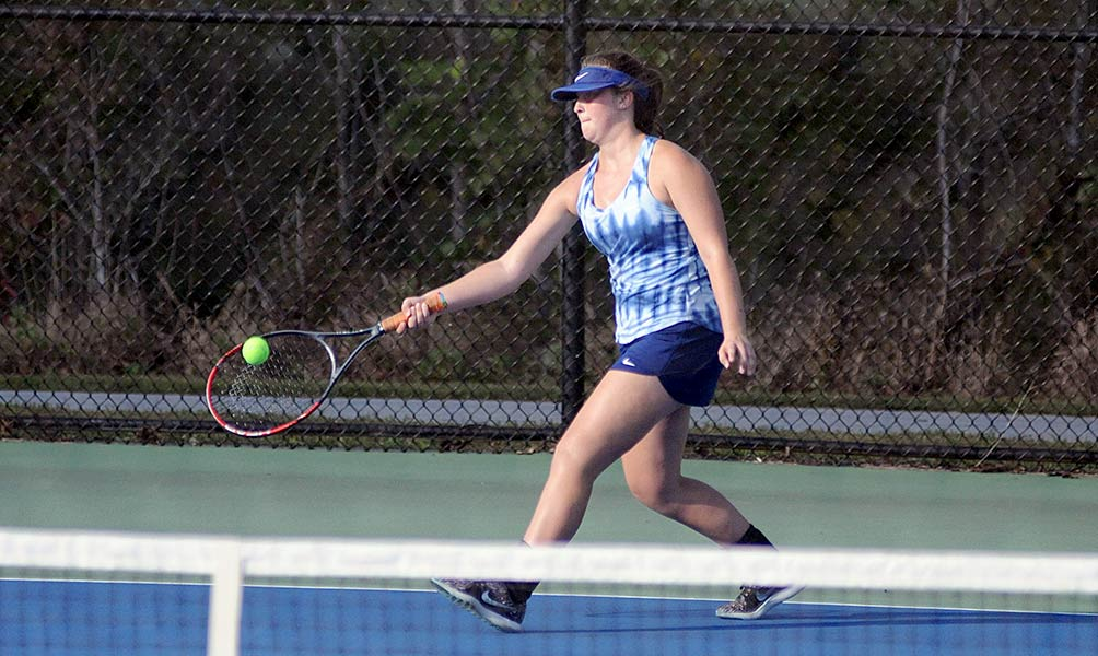 Polk sweeps Mountain Heritage to cap perfect conference season