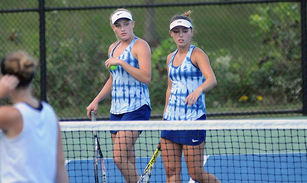 Jenne takes singles, Harris and Griffin claim doubles at WHC tournament