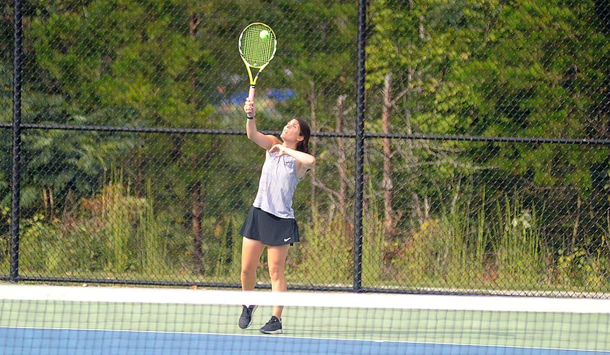 Polk girls enjoy near-perfect day in defeating Mountain Heritage