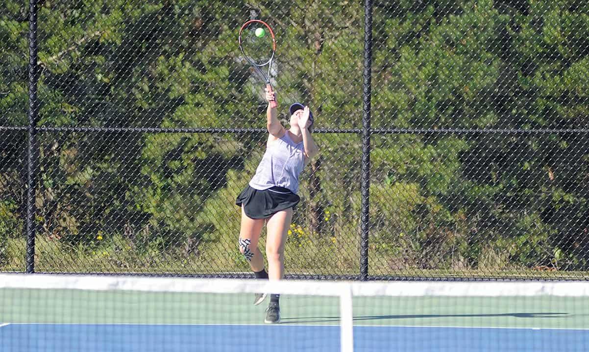 Owen knots WHC girls tennis race with 5-4 win over Polk