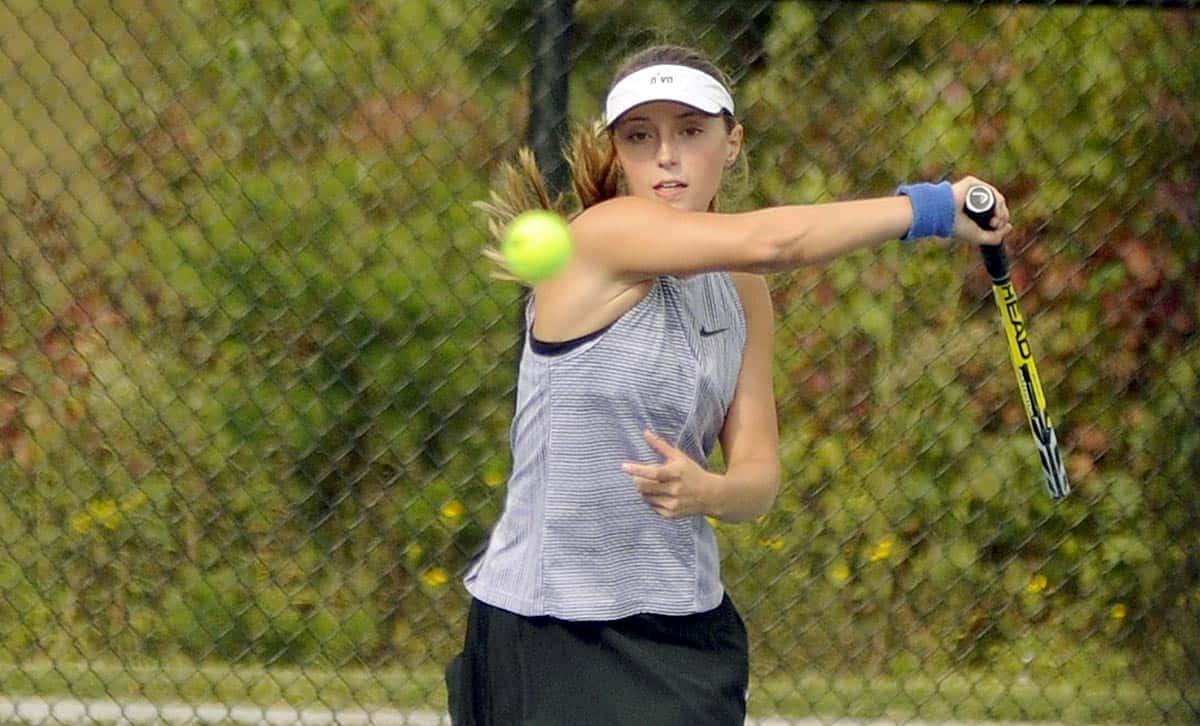 Polk gets first-round bye in 1A girls tennis playoffs
