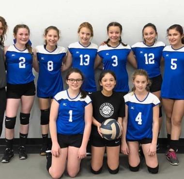 Polk County Volleyball Club Polksports