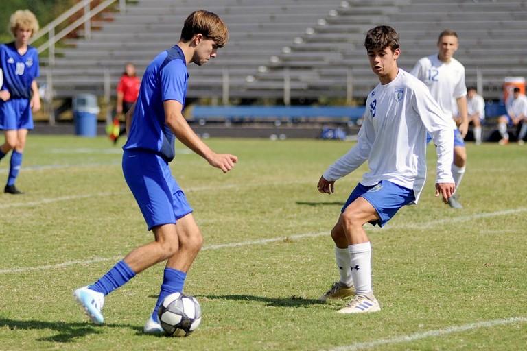 Two-match homestand to kick off Polk boys soccer season