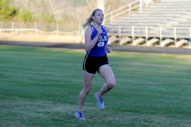 Wolverine runners compete in R-S Central morning meet