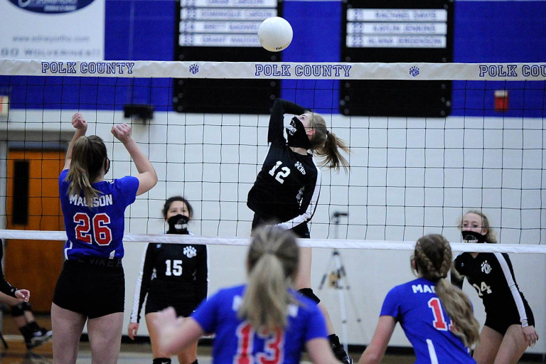 Polk JVs top Madison for fifth straight victory