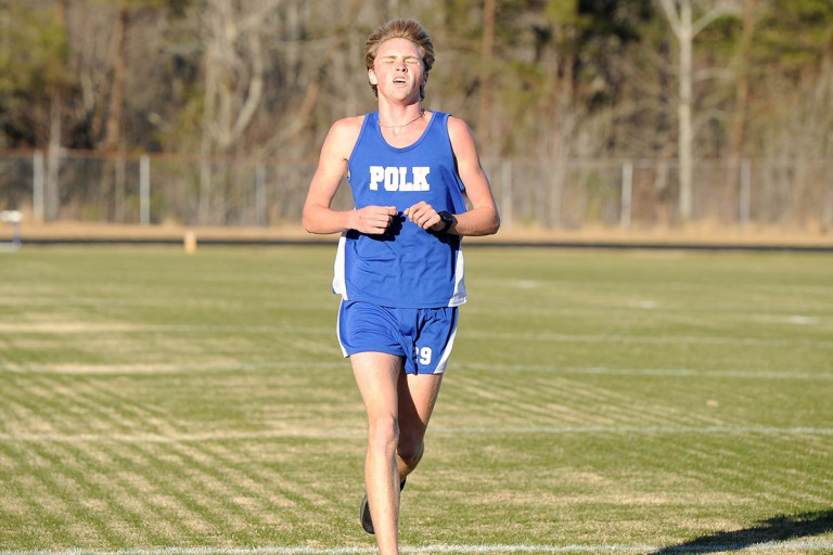 Polk runners compete on day that offered a taste of 'normalcy'