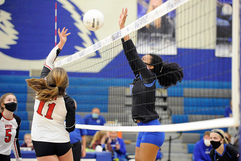 Almost at full strength, Polk sweeps past Avery