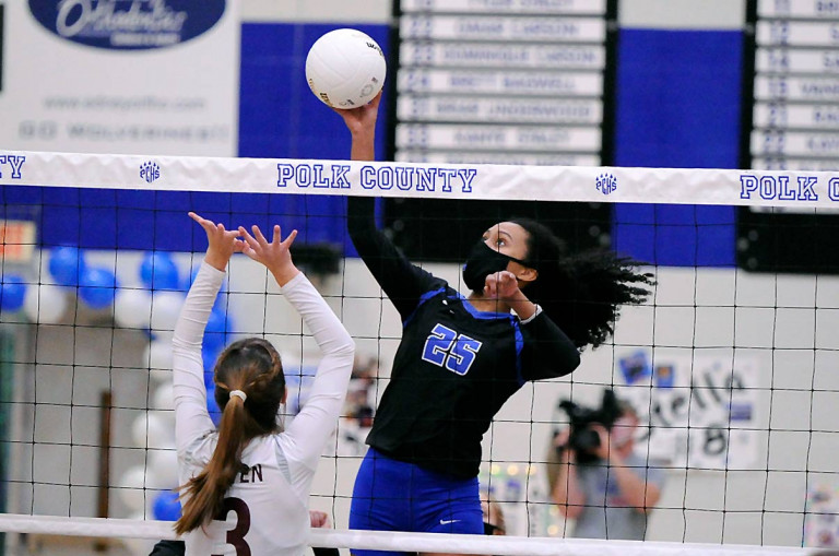 Twitty earns spot on All-Area Volleyball squad