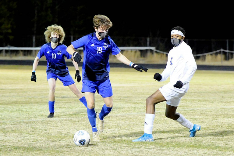 Overtime goal lifts Polk past Madison in see-saw conference opener