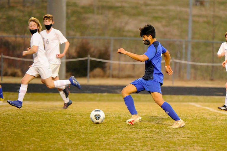 Polk to host Elkin in state 1A soccer playoff opener