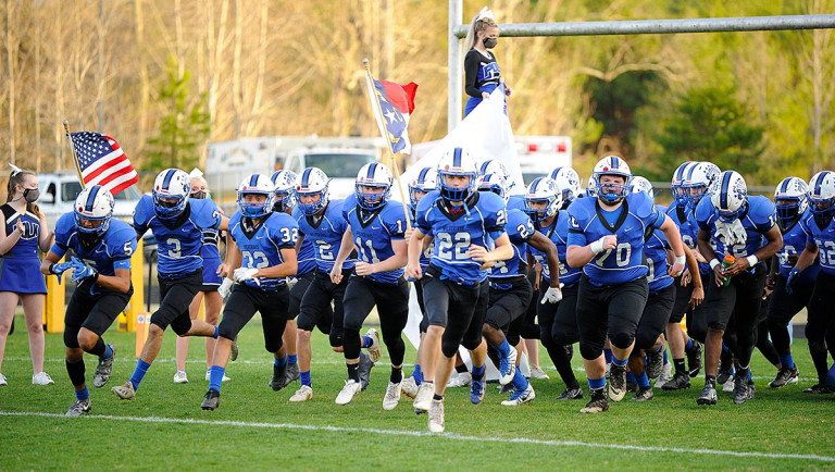Polk County to miss final two regular-season football games due to positive COVID test