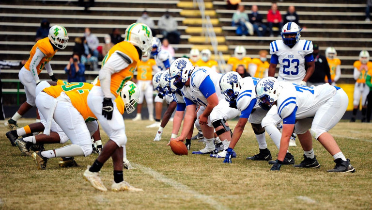 Polk County-East Surry tickets available Tuesday for Wolverine fans
