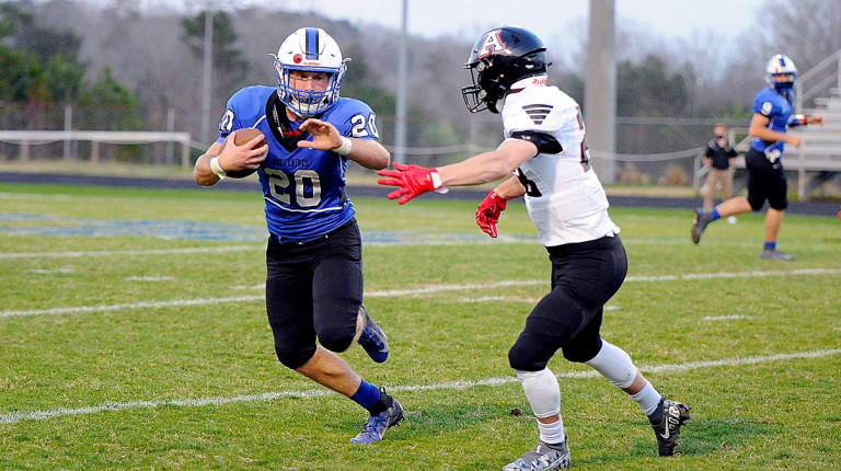 Polk County to open 1AA football playoffs at North Stanly