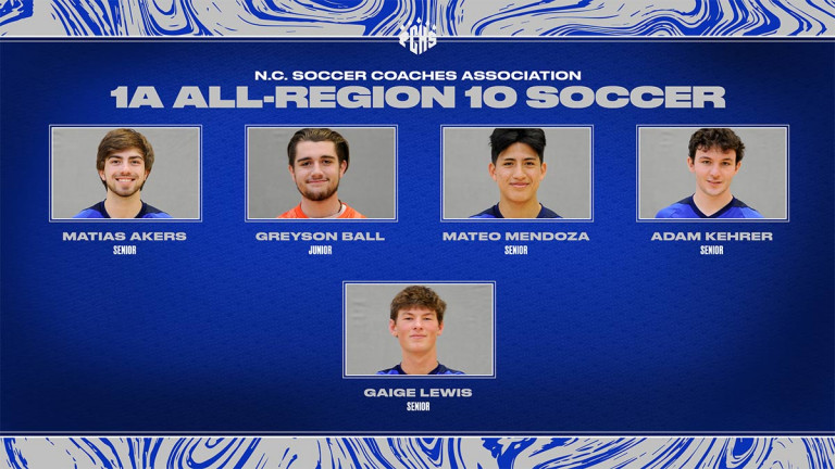 Wolverines place five on 1A All-Region 10 soccer squad