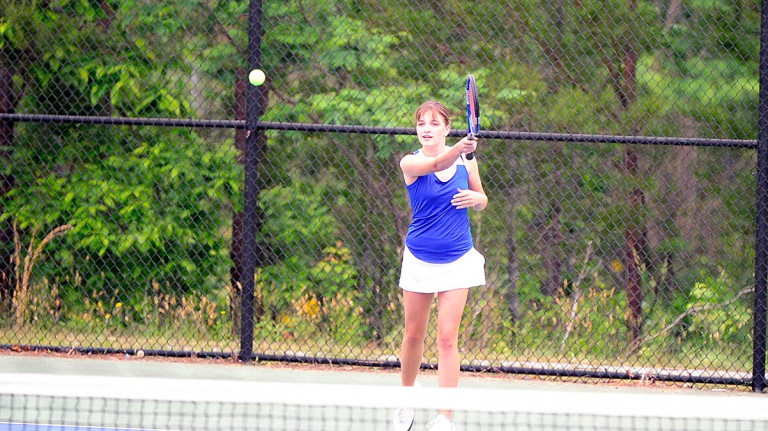 Polk netters post conference sweep of Avery
