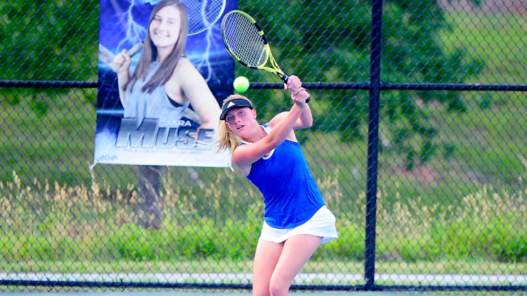 Griffin continues WHC success with singles title while Hall, Muse claim doubles crown