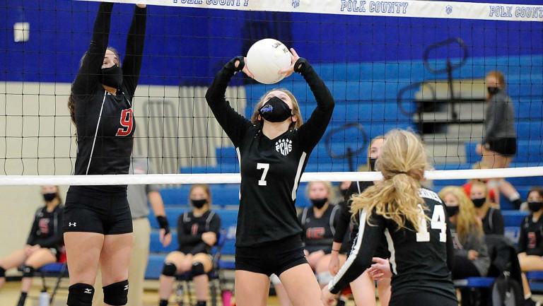 Polk County High School selling athletic season passes