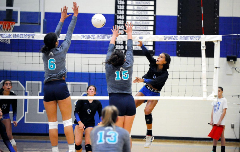 Wolverines outlast Eagles in epic set en route to 3-0 victory