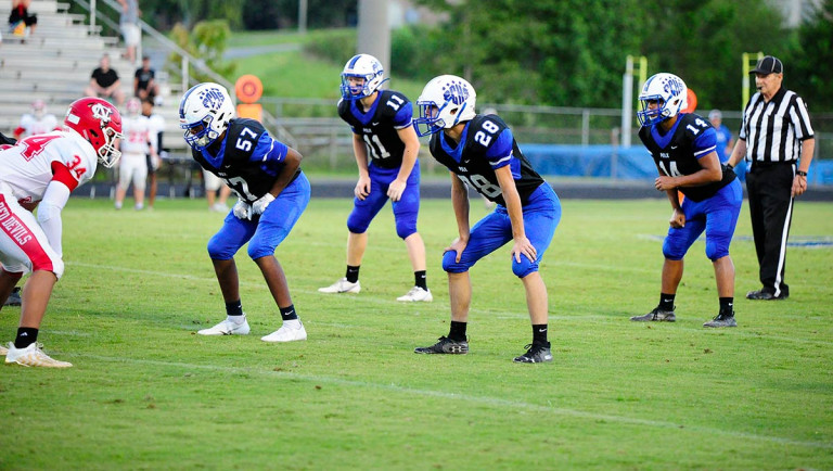 Polk County adds Draughn to 2021 football schedule