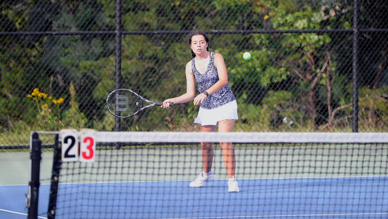 Wolverines fall to Hilltoppers in conference debut