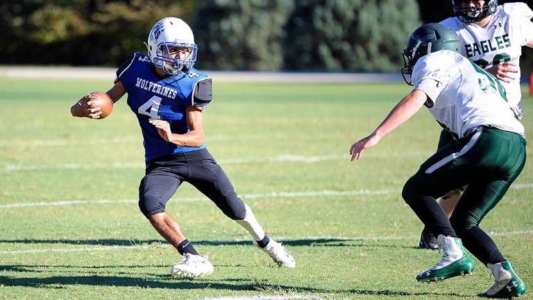 Polk Middle plays second-half keepaway to stop Flat Rock