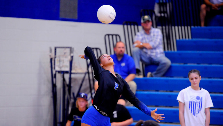 Wolverines return to winning ways with sweep of Chase