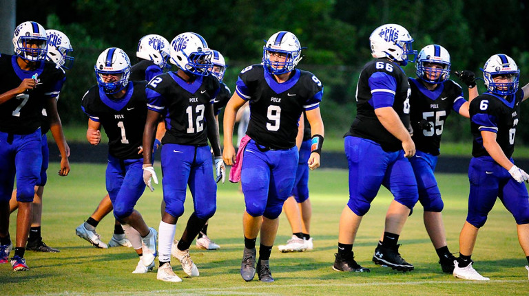 NCHSAA releases first RPI ratings for football, boys soccer, volleyball