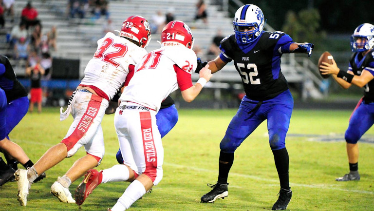 Wolverines look for rebound win at West Henderson